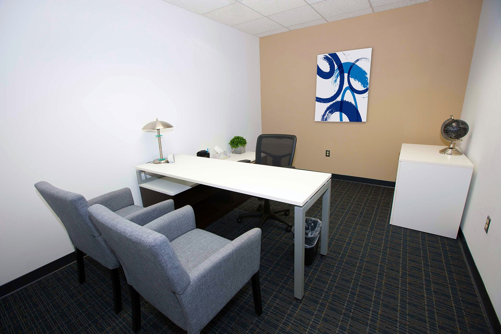 Small Office Space For lEase Libertyville, Illnois